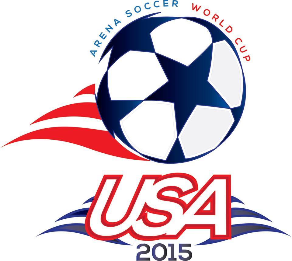 Afișul Cupei Mondiale de Minifotbal din Statele Unite ale Americii