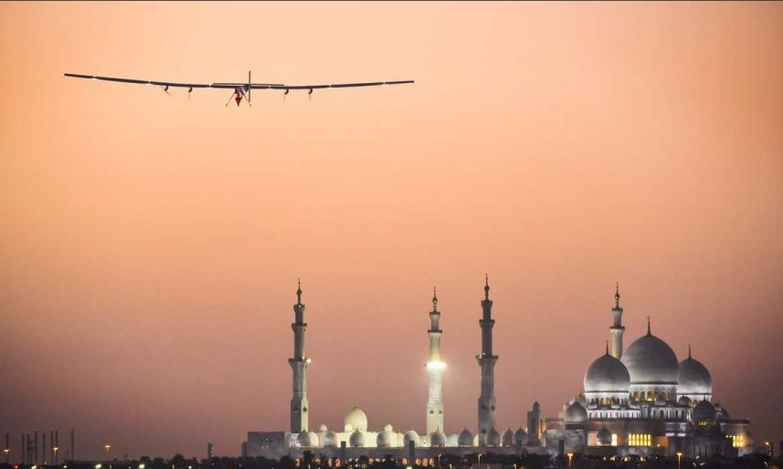 avionul solar impulse 2