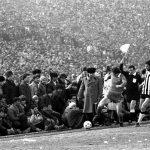 Un meci din campionatul României pe stadionul 23 August (gsp.ro)