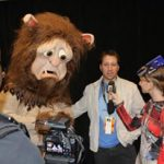 Kurt și monstrul Foto: Facebook