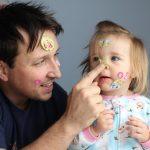 Kurt și fetița sa Foto: Facebook Kurt Dettbarn
