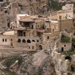 Casă în Cappadocia Foto: wikipedia Mbz1