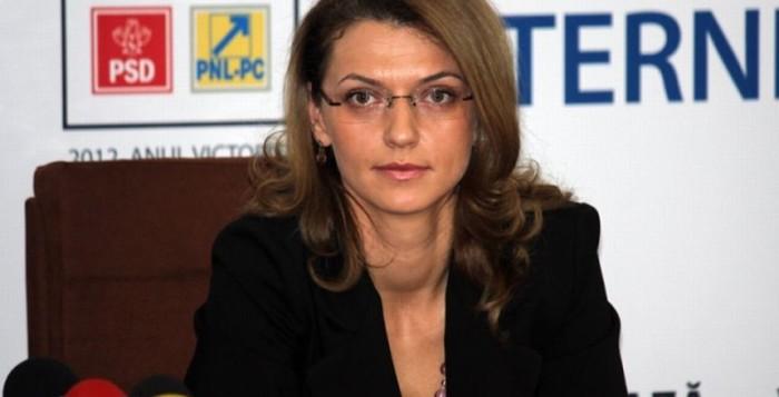 Alina Gorghiu FOTO: pnl.ro