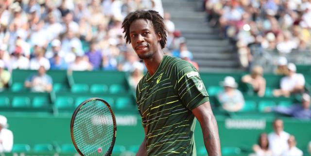 Pentru Gael Monfils tenisul este o joacă (lequipe.fr)