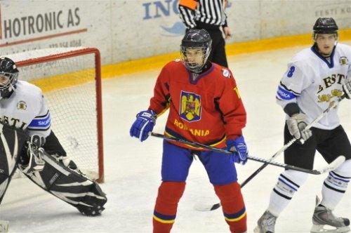 Hocheiștii români au reușit o calificare importantă în Islanda (juniorhockey.com)