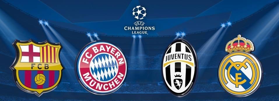 Liga Campionilor 2014-2015. Au mai rămas patru echipe (uefa.com)