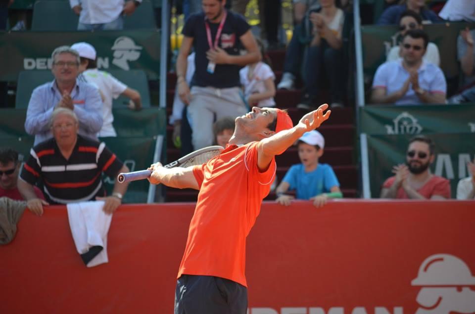 Guillermo Garcia-Lopez a dominat competiția de simplu de la București (BRD Năstase-Țiriac Trophy)