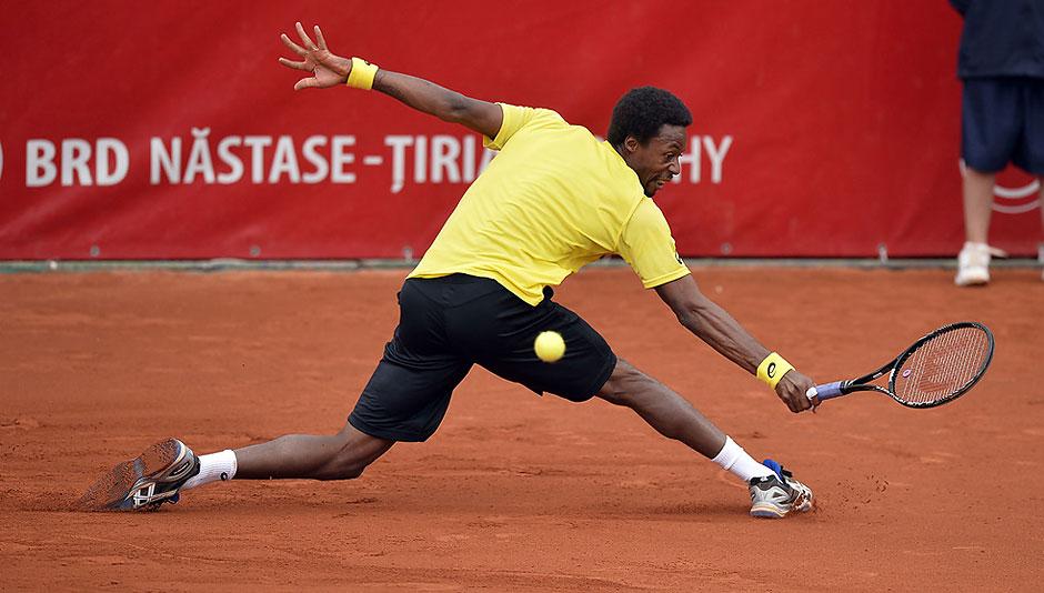 Gael Monfils a ajuns până în semifinale anul trecut, dar s-a accidentat în semifinala cu Dimitrov (atpworldtour.com)