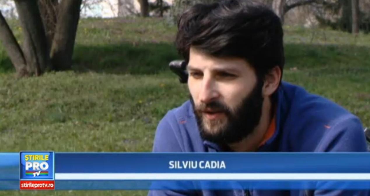 călătorie Silviu Cadia