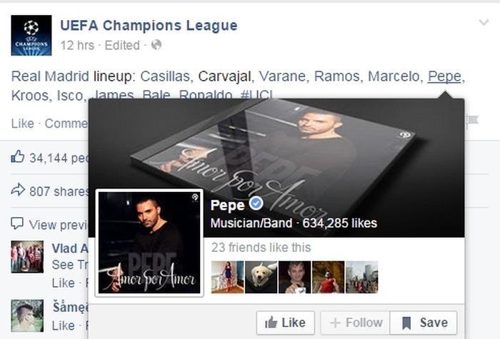 Pepe a fost