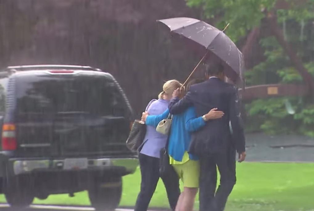 Barack Obama, un președinte foarte atent cu oamenii săi (ABC News)