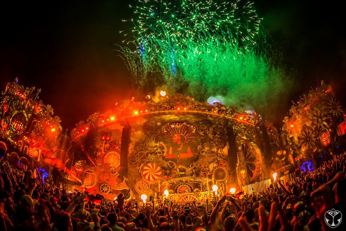 FOTO: tomorrowland.com