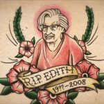 Bunica Edith Macefield a ajuns un adevărat simbol FOTO: Vimeo.com