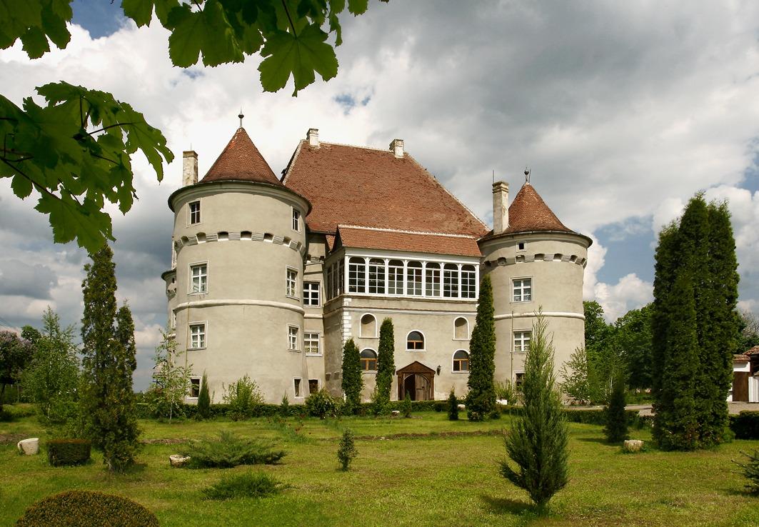 Cetatea de Baltă FOTO: karpaten.ro