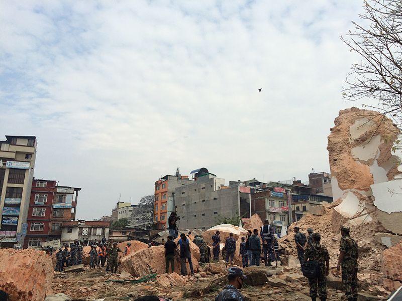 cutremur în nepal