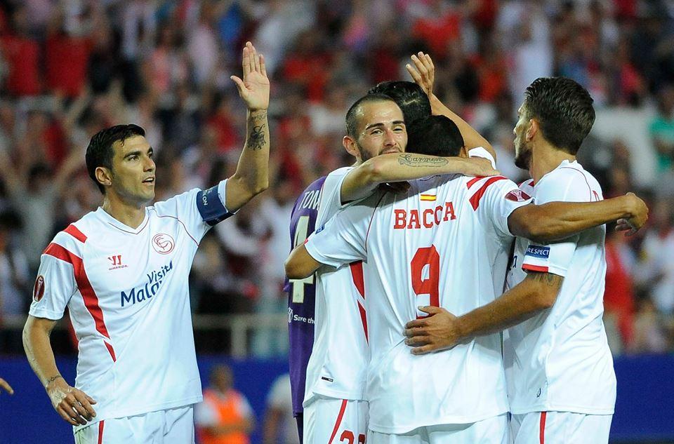 FC Sevilla și Liga Europa sunt aproape de nedespărțit în ultimii ani (Sevilla FC)