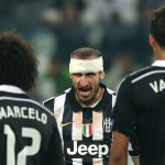 Italianul Giorgio Chiellini a sângerat pentru victoria echipei sale, una dintre cele mai frumoase din ultimii ani pentru Juventus în Europa (UEFA)