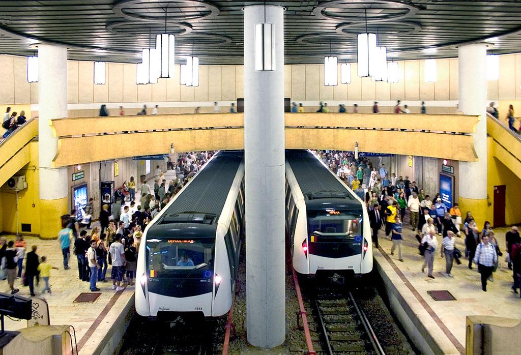 stații de metrou