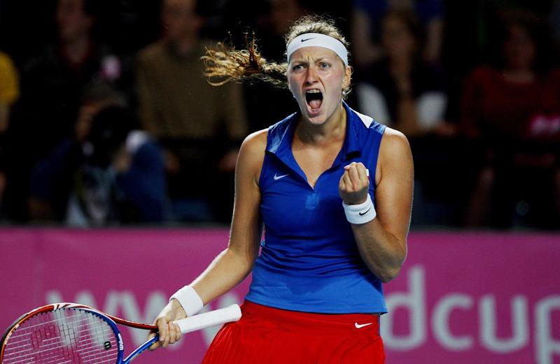 Petra Kvitova are în palmares un succes la Madrid, obținut în 2011. În acest an, spaniolii pun la bătaie premii de 4 milioane de euro (Wikimedia)