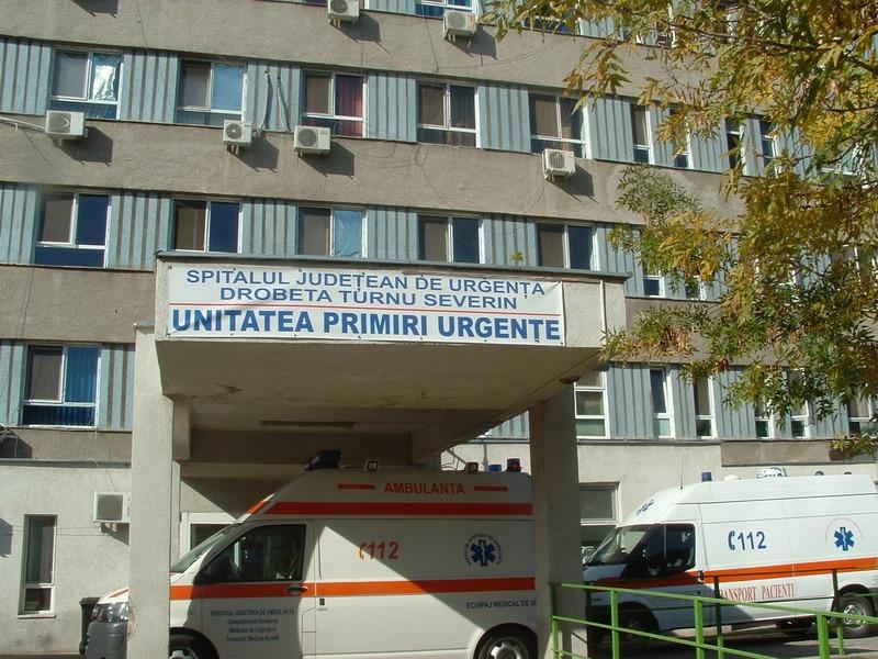 spitalul judetean din drobeta turnu severin