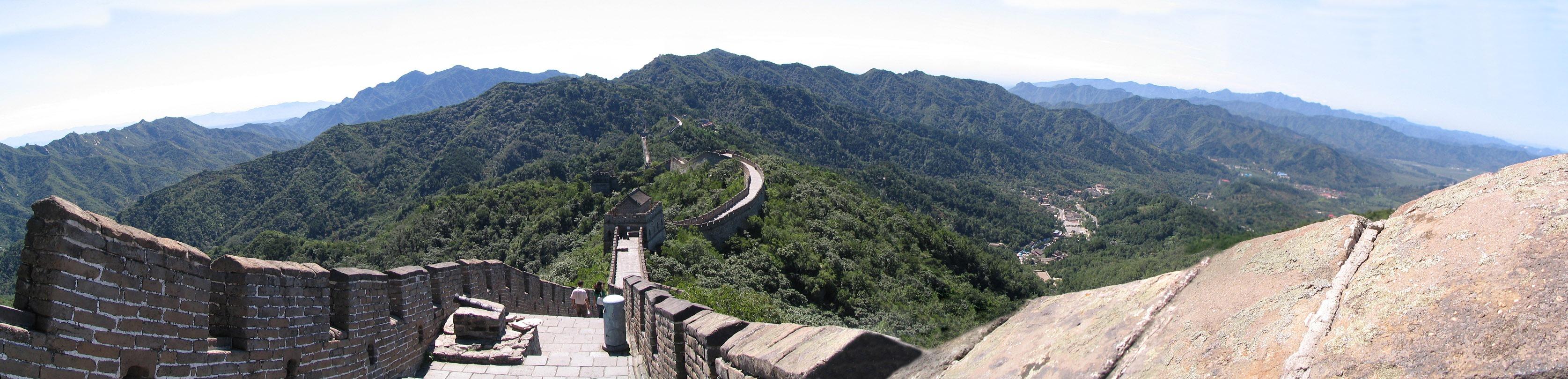 Marele Zid Chinezesc Foto: wikipedia.org