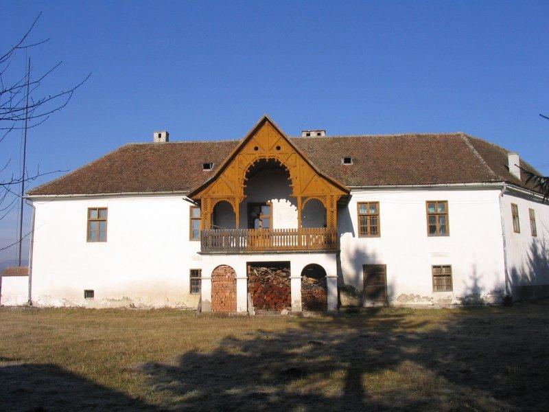 Castelul grofului Daniel Mihaly