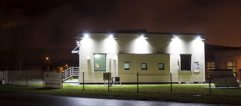 clădire zero-energie