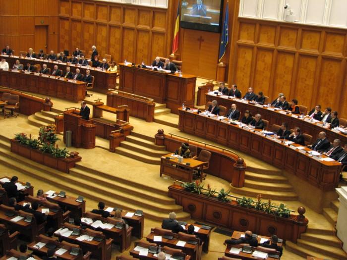 senatori parlamentare 2016 București Parlamentul României. Foto: cdep.ro