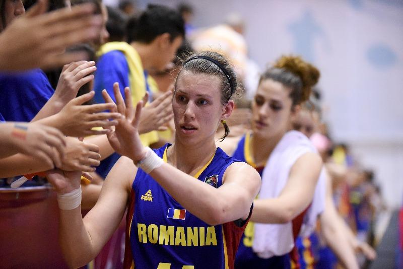 Gabriela Mărginean a jucat puțin și în WNBA, însă n-a convins deloc la Europene (FIBA)