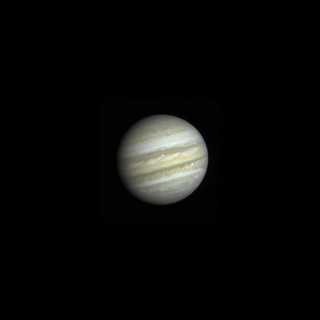 Planeta Jupiter (NASA)