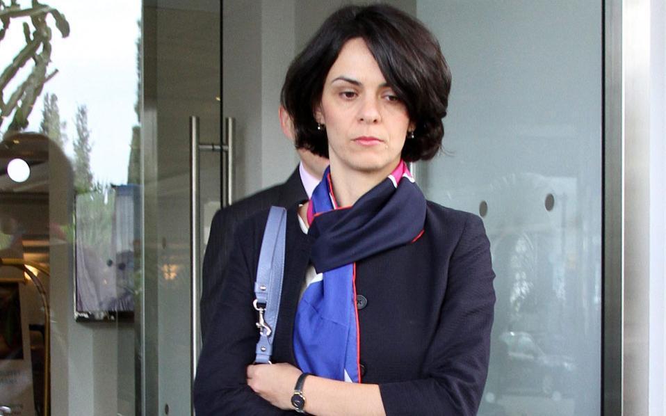 Delia Velculescu va reprezenta Fondul Monetar Internațional la negocierile cu Grecia (ekathimerini.com)