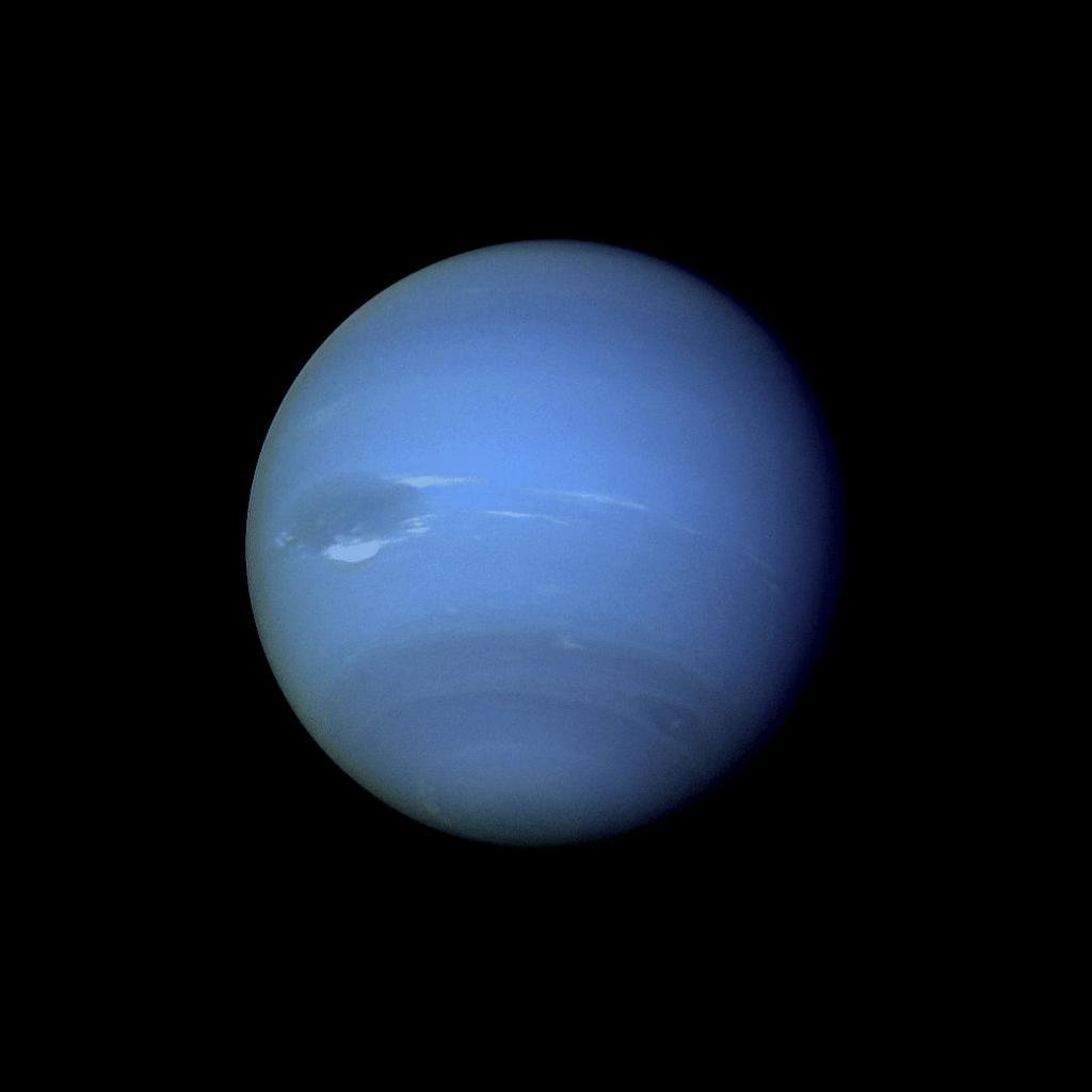 Planeta Neptun (NASA)