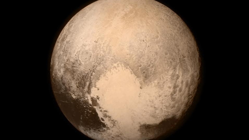Pluto, ultima cucerire a oamenilor în cursa spațială (NASA)