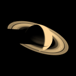 Planeta Saturn (NASA)