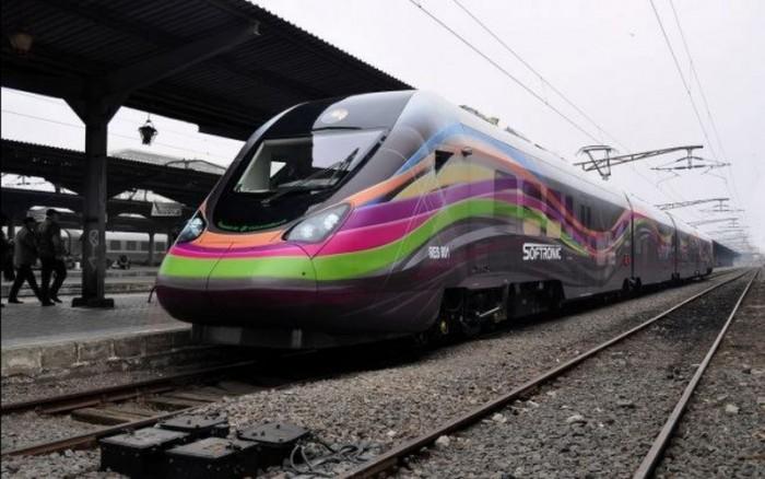 trenul hyperion