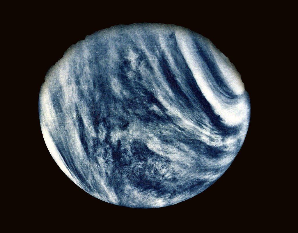 Planeta Venus (NASA)