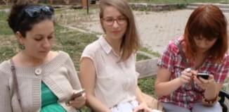 Andreea, Oana și Anca îi ajută pe timișoreni să doneze (stirileprotv.ro)