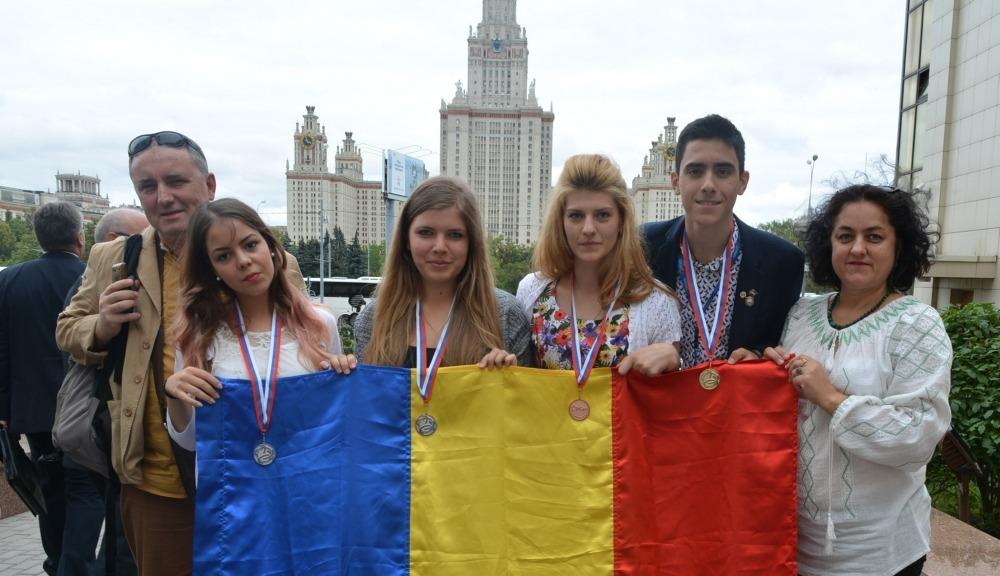 olimpiada internațională de geografie