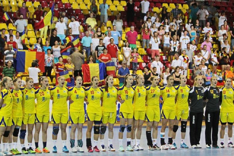 Echipa națională de handbal sub 17 ani face senzație la Europenele din Macedonia (crainicul.ro)