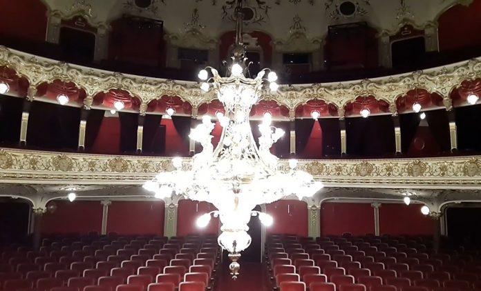 teatrul național iași