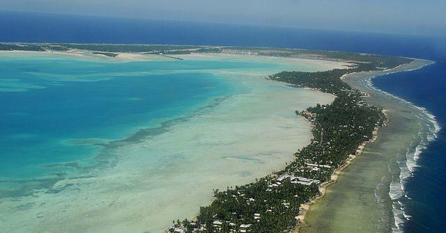 Kiribati. Foto: Guvernul statului Kiribati via Wikimedia Commons
