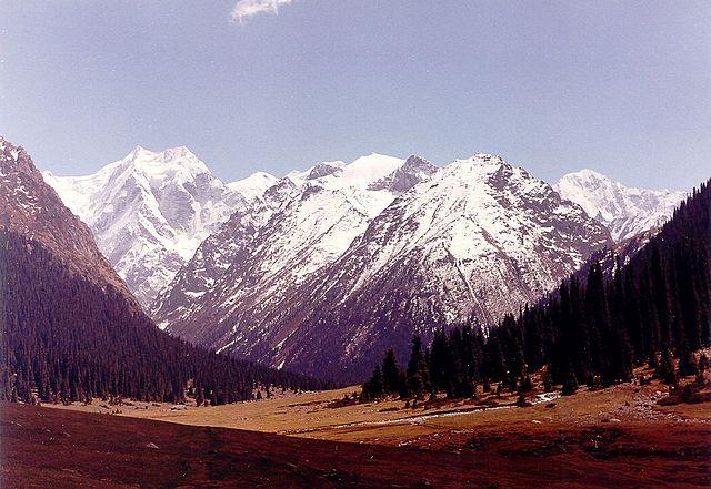 Kîrghistan. Foto: Andrzej Barabasz / Wikimedia Commons