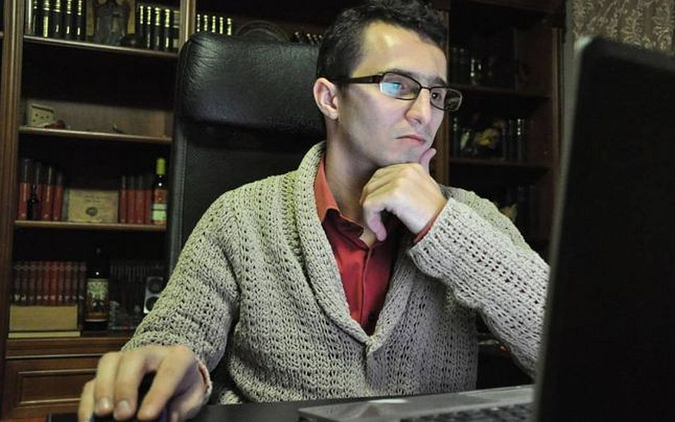 Răzvan Vasile FOTO: Arhivă personală via adevarul.ro