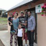 Casa Share a construit o locuință pentru o familie cu trei copii (Facebook Casa Share)