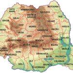rezultate evaluare națională 2016 harta romaniei