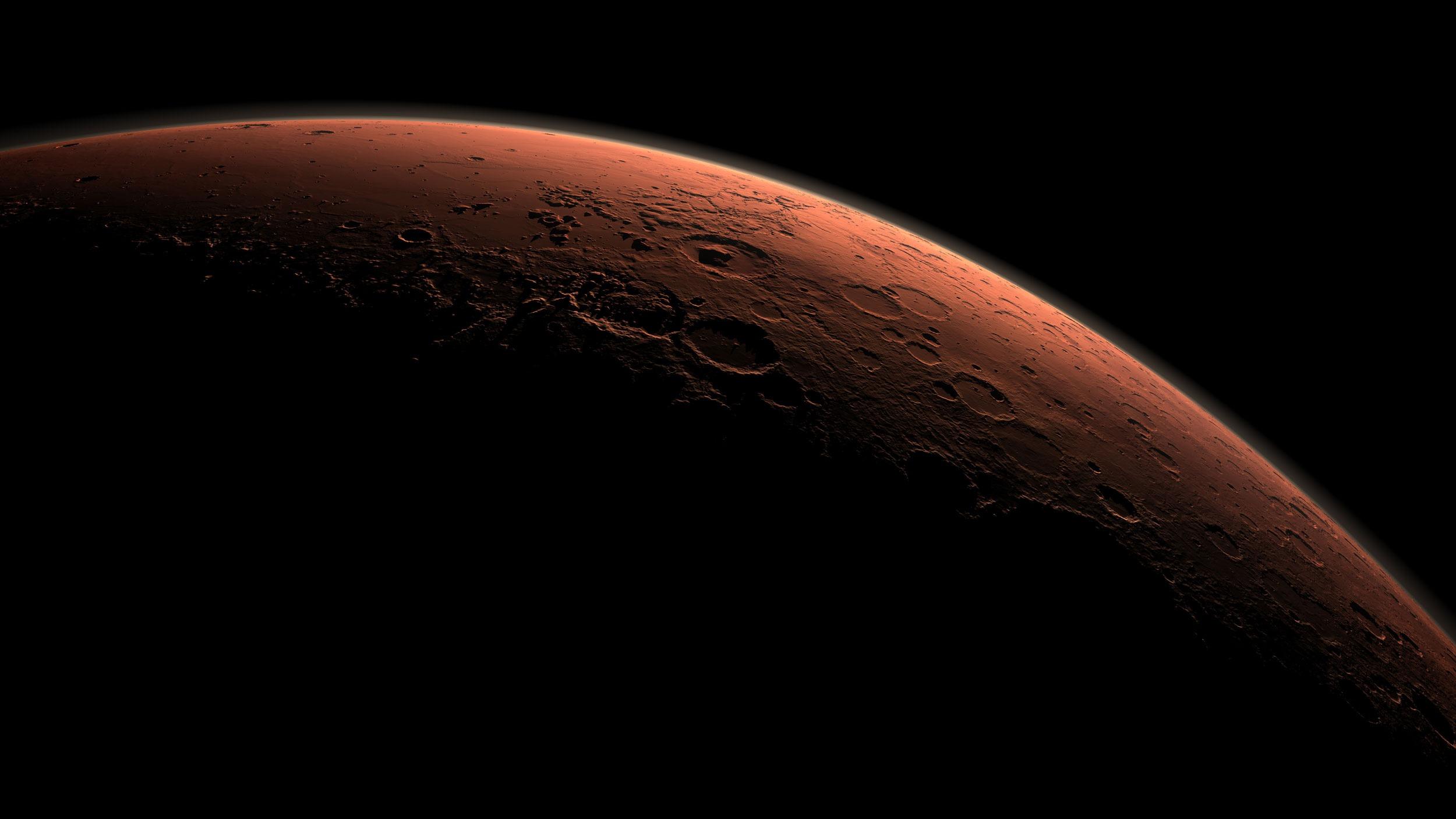 Planeta Marte (mars.nasa.gov)