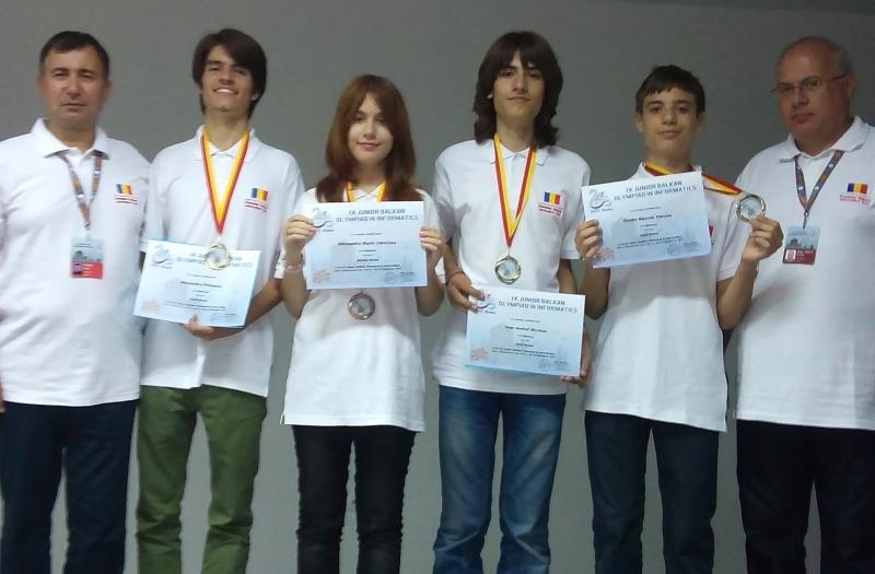 olimpiada balcanică de informatică pentru juniori