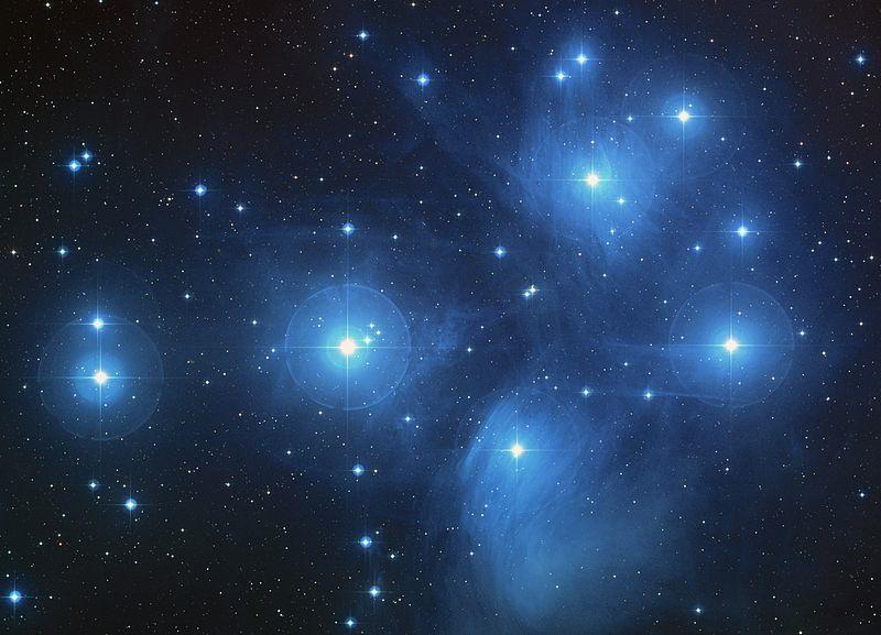 Astronomii români au găsit pe cer trei stele foarte interesante (Wikimedia Commons)