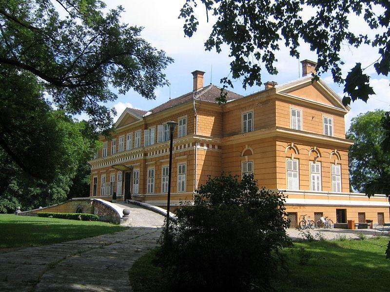 Castelul de la Săvârșin FOTO: Radufan/Wikimedia Commons