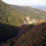 Cetatea Colț FOTO: Wikimedia Commons/Andreistirbu72